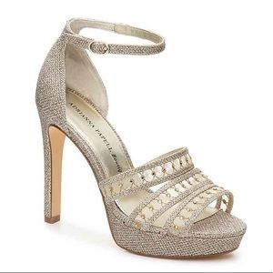Adriana Papell Boutique Tammy Platform Heel